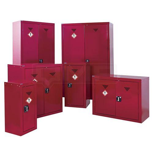 storage cupboard / floor-mounted / wall-mount / robust