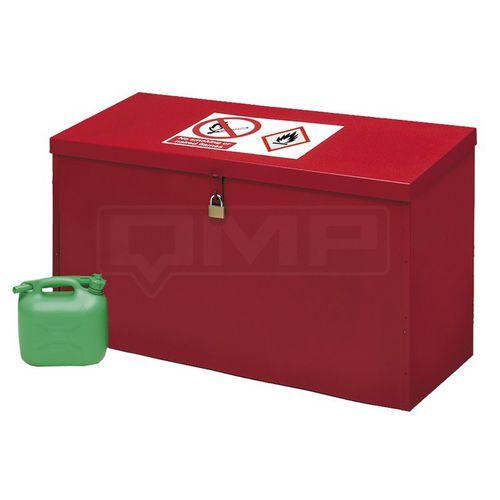 storage cupboard / floor-mounted / door / for flammable products