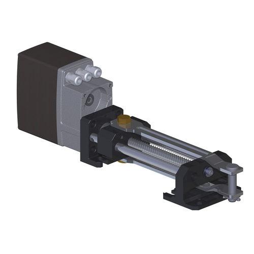 electric damper actuator