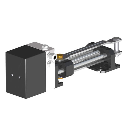 electric damper actuator