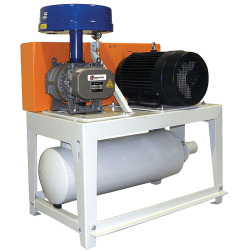 positive-displacement blower package / positive pressure
