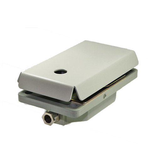 control foot switch / single pedal / compact / rugged