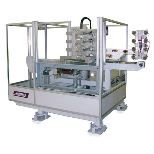 automatic labeler / side / in-line