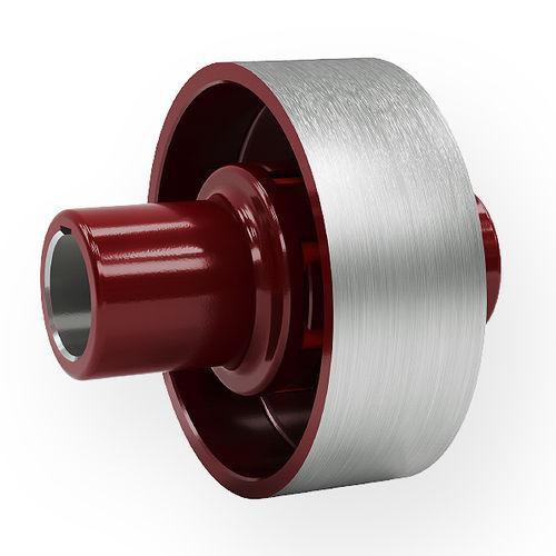 torsionally flexible coupling