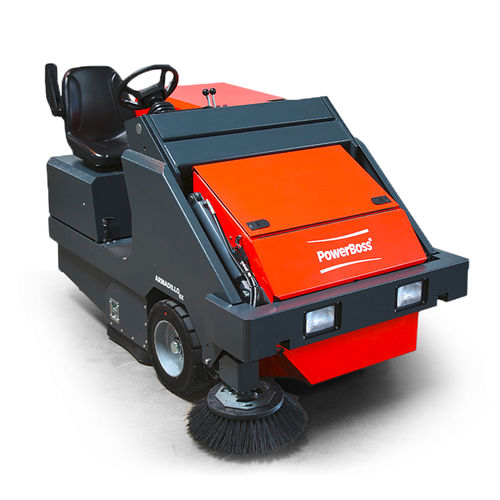 vehicle-mount sweeper