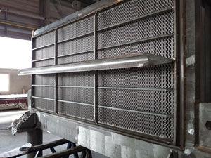 welded plate heat exchanger / liquid/liquid / condensation
