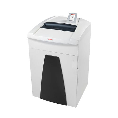 office document shredder / with display