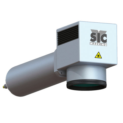 fiber laser marking machine / for integration / high-speed / high-resolution