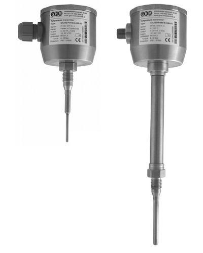 Pt100 temperature probe / stainless steel / IP69K / IP67