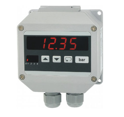 LED display / 7-segment / 4-digit / programmable