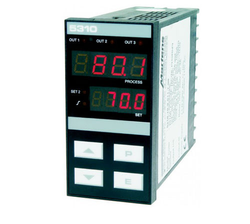 digital temperature controller / analog / PID / programmable
