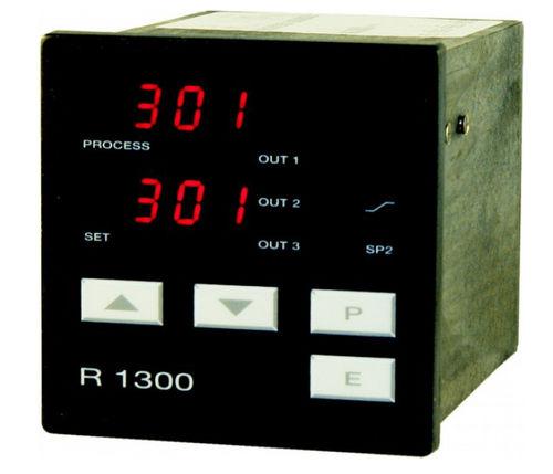 digital temperature controller / analog / PID / programmable