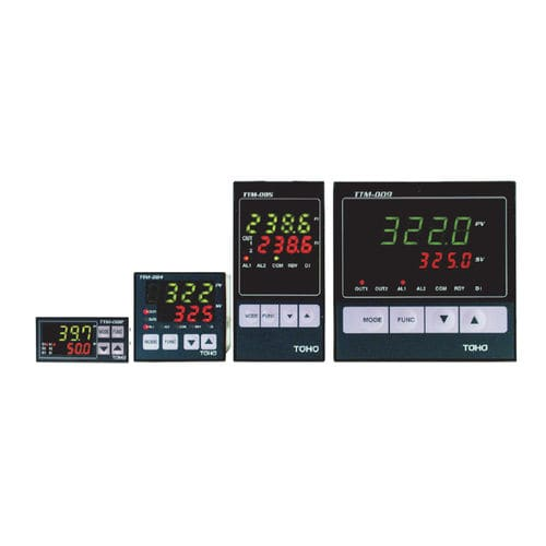 digital temperature controller / PID / programmable / 4-20 mA