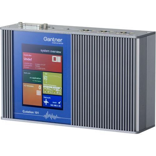 multi-channel data acquisition module - Gantner Instruments