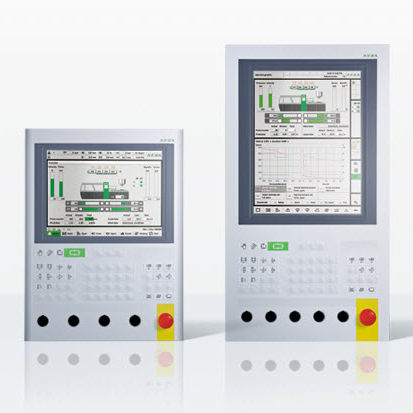 HMI terminal with touch screen / panel-mount / 800 x 600 / 1024 x 768
