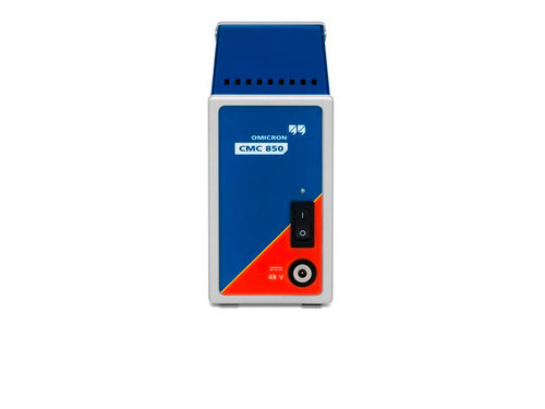 earth impedance testing device / protection relay / portable
