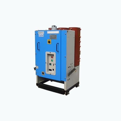 vacuum circuit breaker / medium-voltage / modular