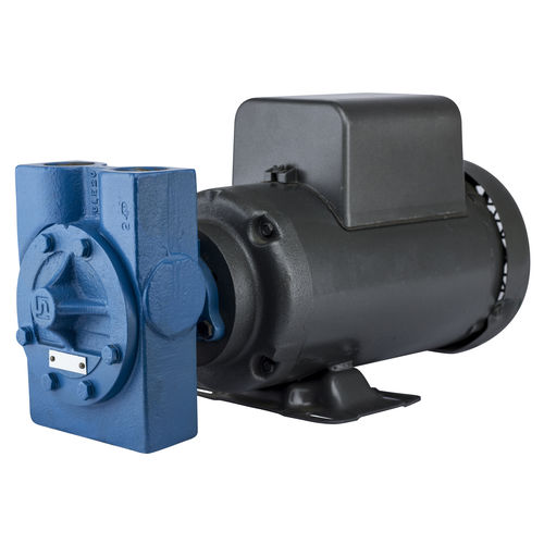 adhesive pump / pedal-operated / self-priming / gear