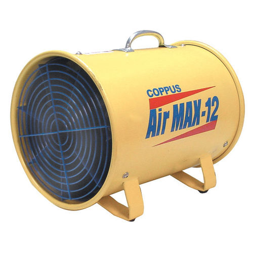 axial fan / cooling / exhaust / suction