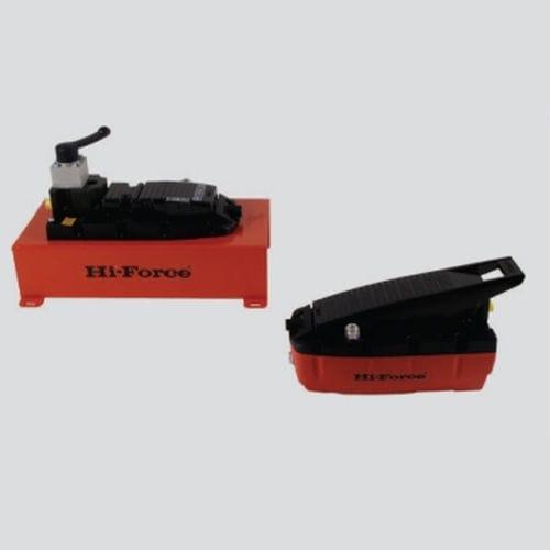 air-operated hydraulic pump