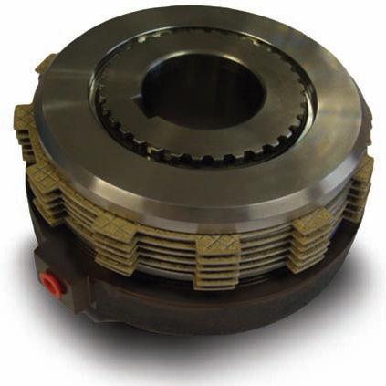 multiple-disc clutch / pneumatic