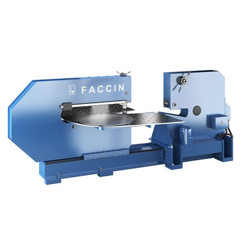 manual flanging machine / automatic / for sheet metal