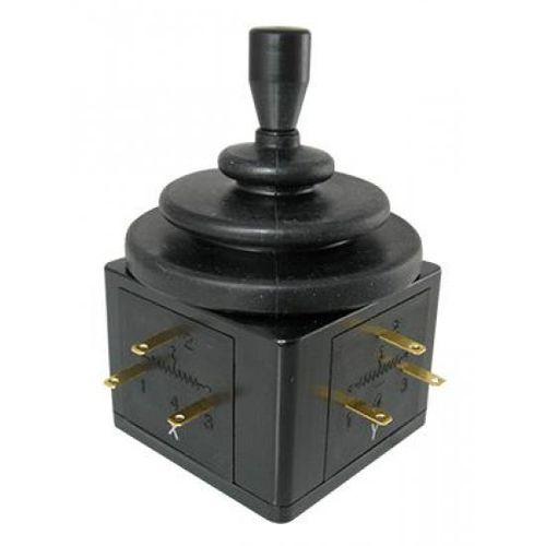 fingertip joystick / digital / switch / Hall effect