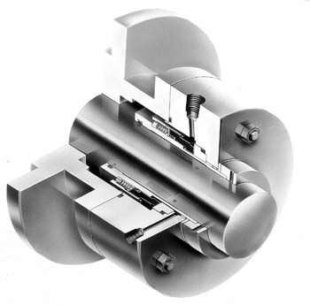 multiple-spring mechanical seal