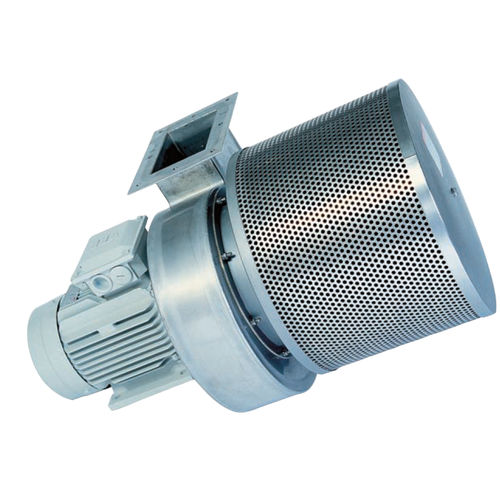 centrifugal fan / fume exhaust / ATEX / explosion-proof