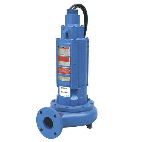 wastewater pump / with electric motor / submersible / centrifugal
