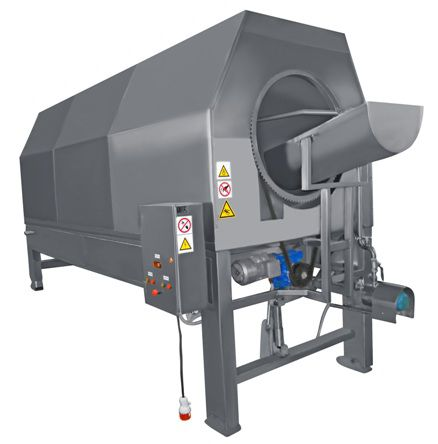continuous thawing machine