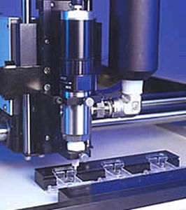 diaphragm dispensing valve