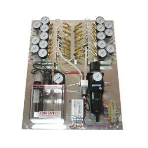 oil lubrication unit / minimal quantity / multi-point / centralized