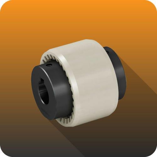 compact coupling / sleeve