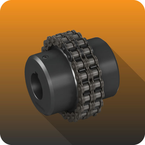 gear coupling / sleeve and shear pin