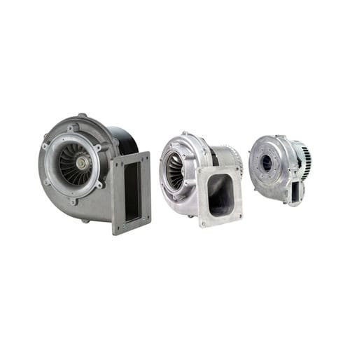 gas blower / centrifugal / single-stage / compact
