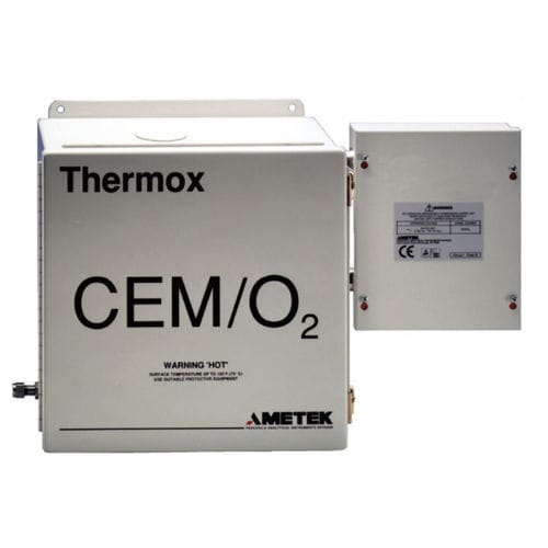 (CEMS) continuous emission monitoring system / RS485 / compact