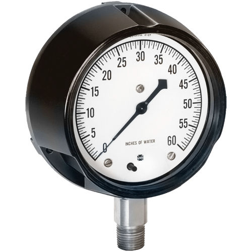 analog pressure gauge / diaphragm / process / for vacuum