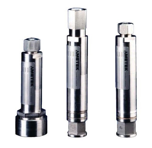 relative pressure transmitter / membrane / analog / flush diaphragm