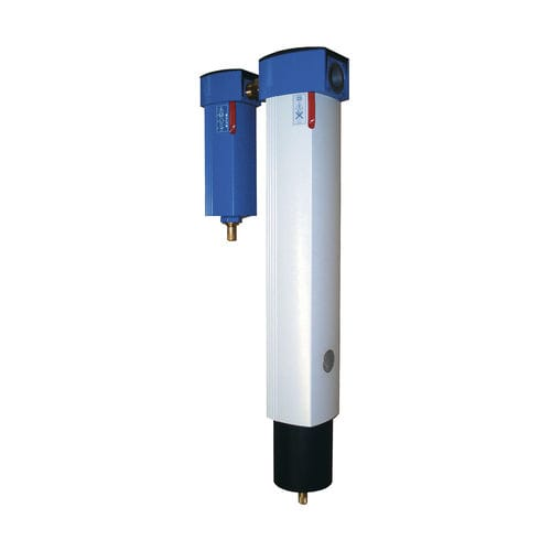 membrane compressed air dryer / compact