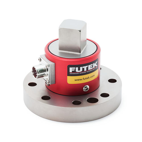 static torque sensor / square drive / with flange / OEM