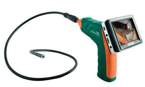 flexible videoscope / portable / industrial