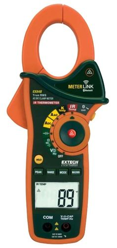 digital clamp multimeter / portable / 1000 V / 1000 A