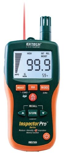 grain moisture meter / building materials / non-destructive / hand-held
