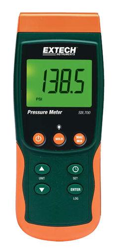 digital pressure gauge / electronic / portable