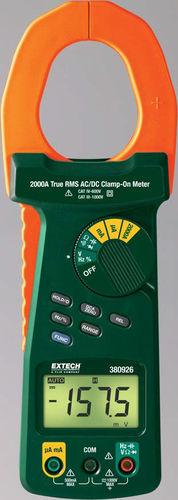 digital clamp multimeter / portable / 1000 V / cat IV