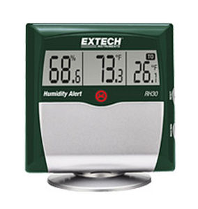 digital thermo-hygrometer / benchtop / temperature / dew-point