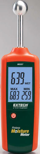 wood moisture meter / non-destructive / hand-held