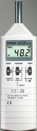 integrating sound level meter / class 2 / digital