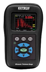 coating thickness gauge / ultrasonic / portable